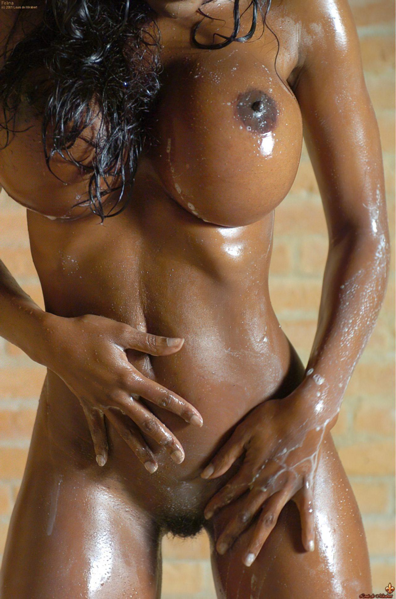 Corpão Molhado