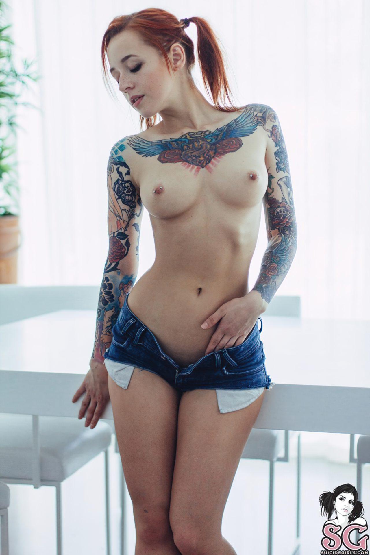 Ruivinha Corpinho Sexy (5)