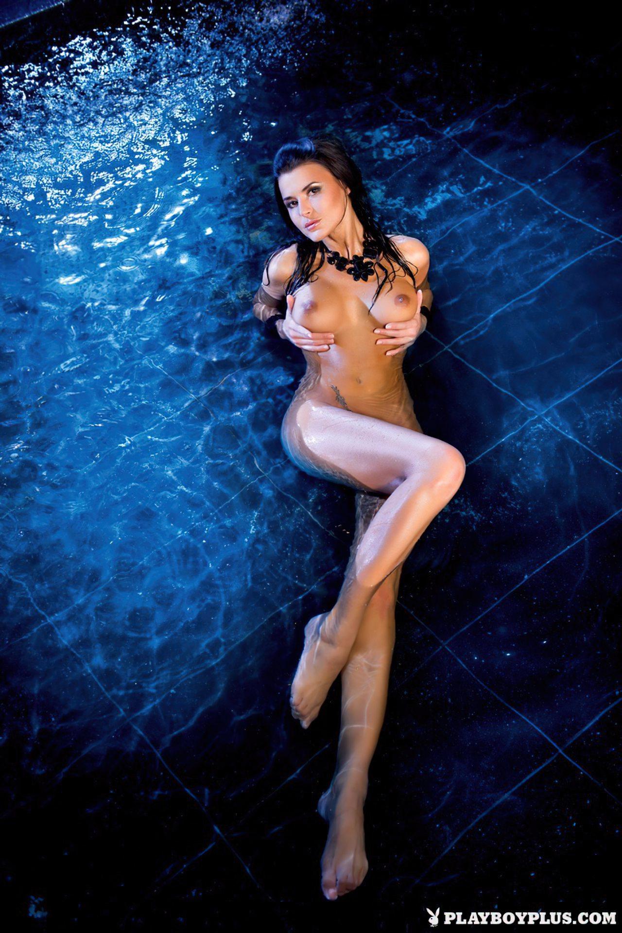 Oxana Bondarenko Playboy (1)