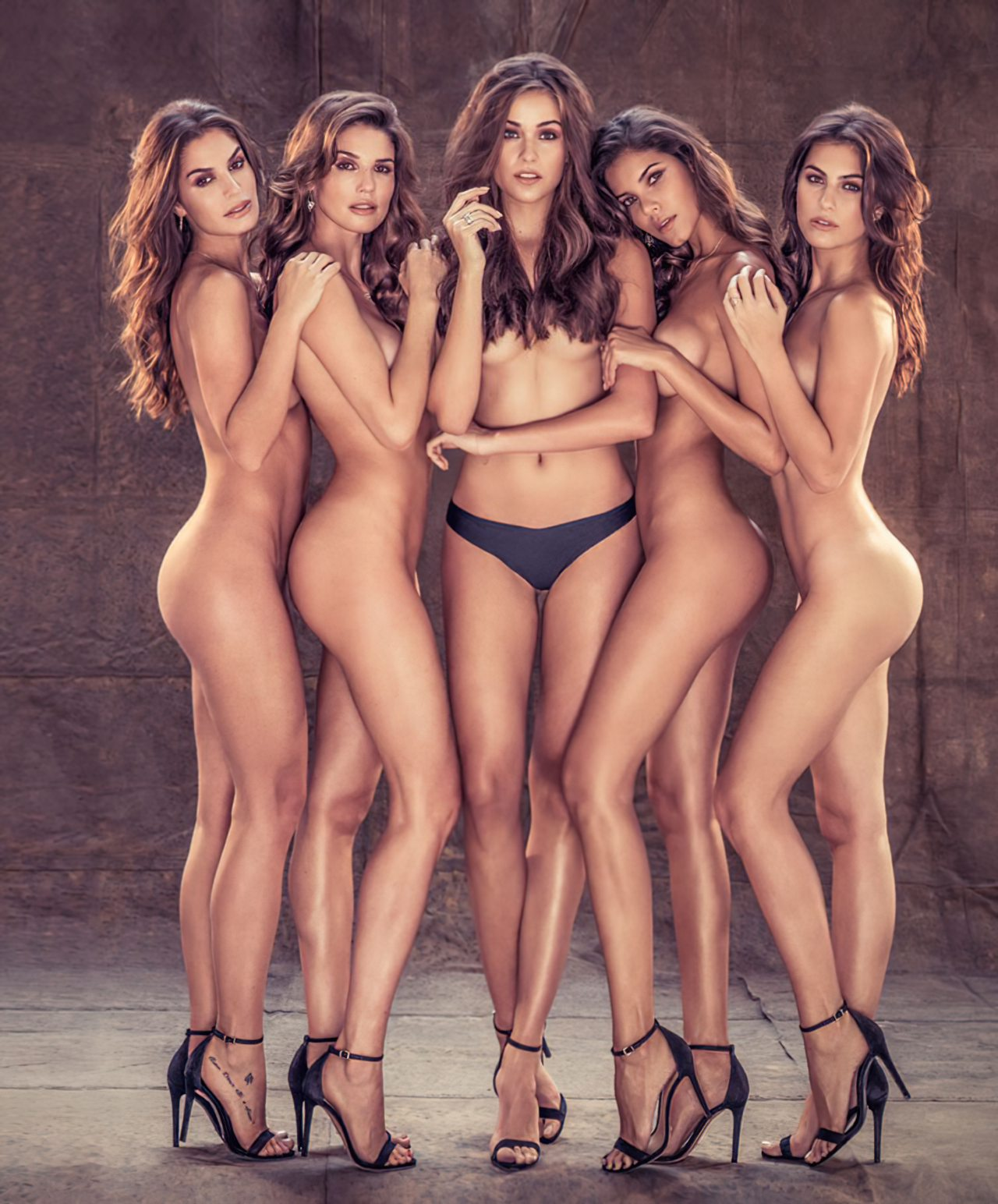 Cinco Deusas