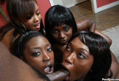 Putinhas Negras Grupal (1)
