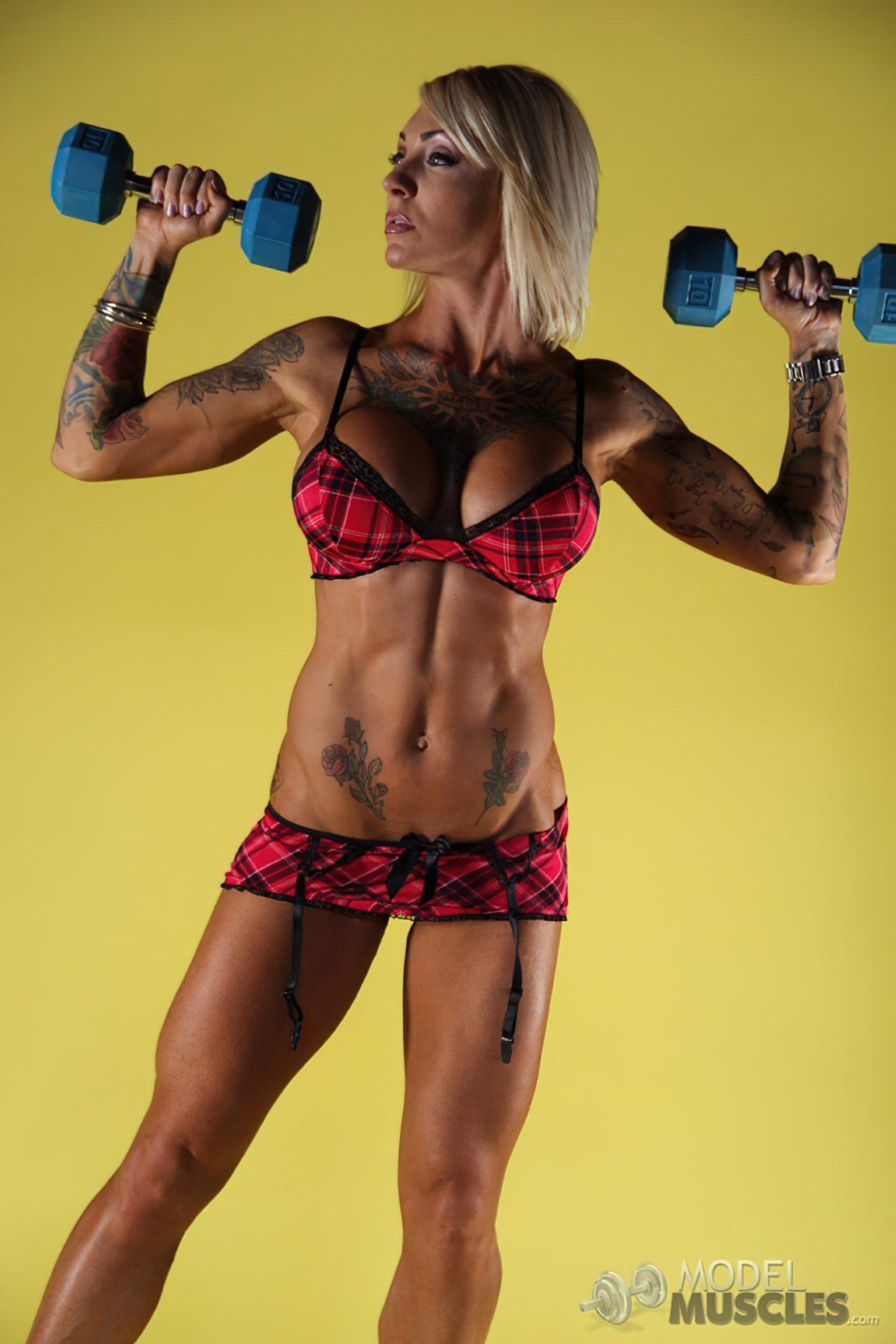 Mulher Sarada Tatuagens (5)