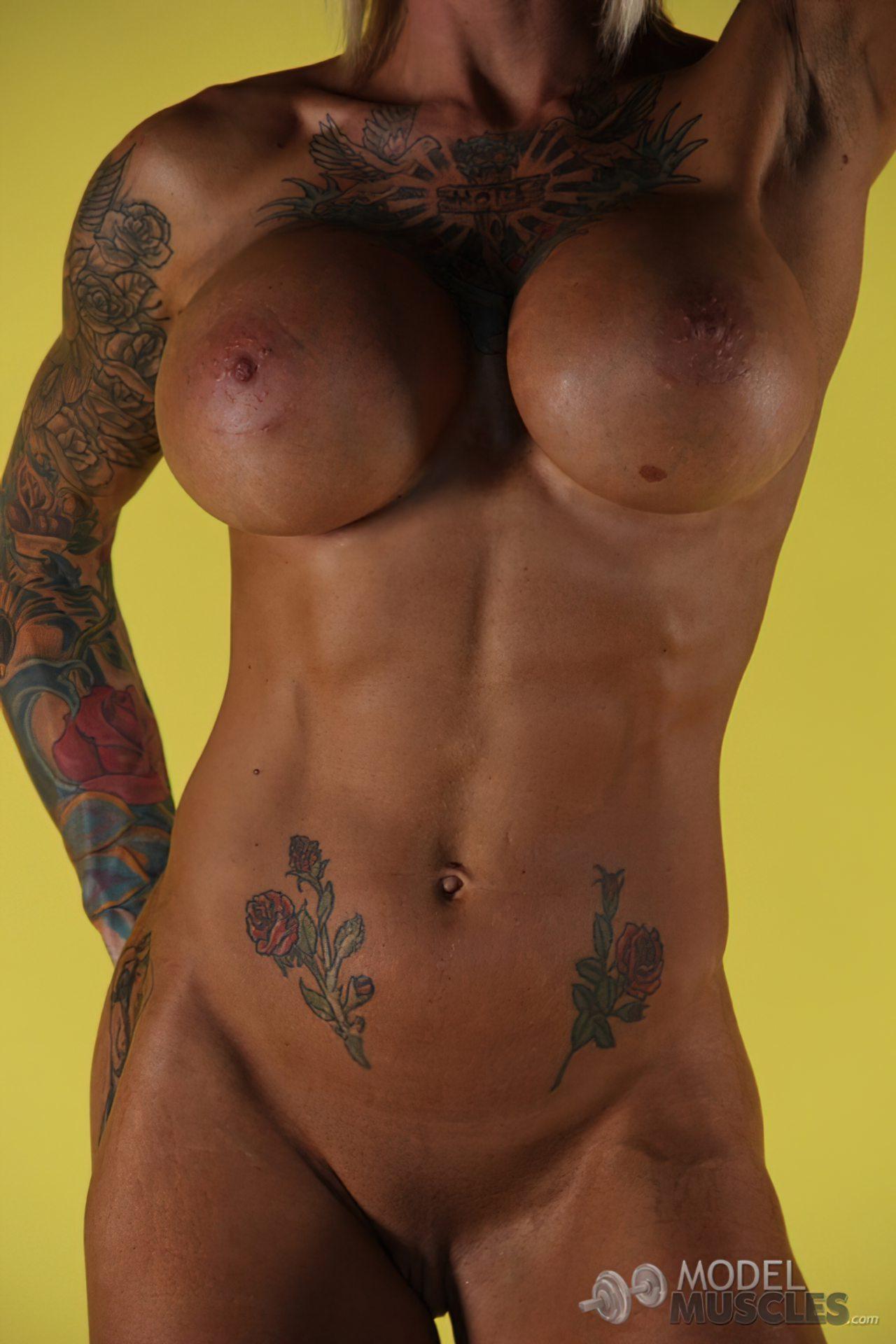 Mulher Sarada Tatuagens (7)
