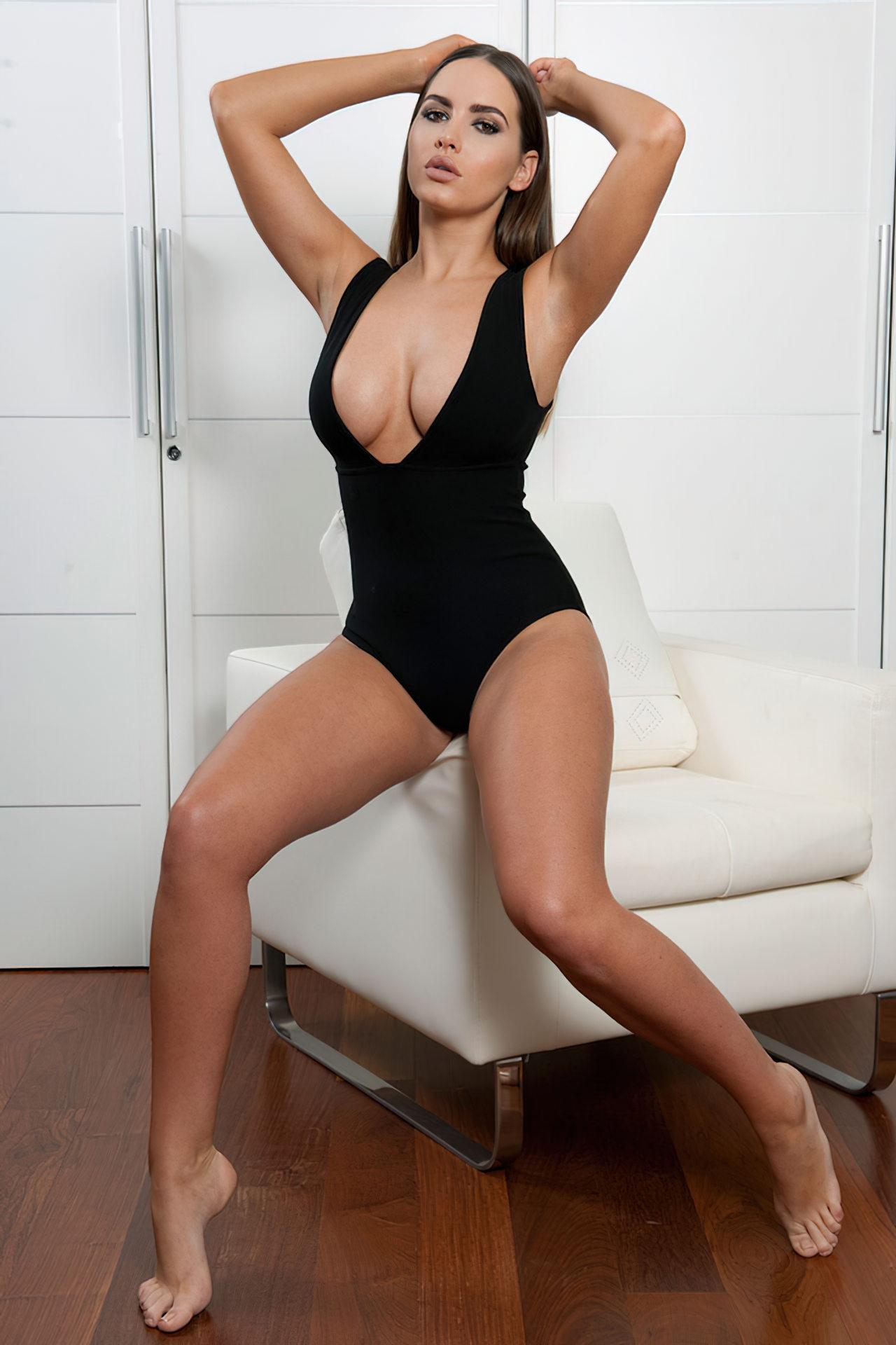 Sabine Jemeljanova Topless (1)