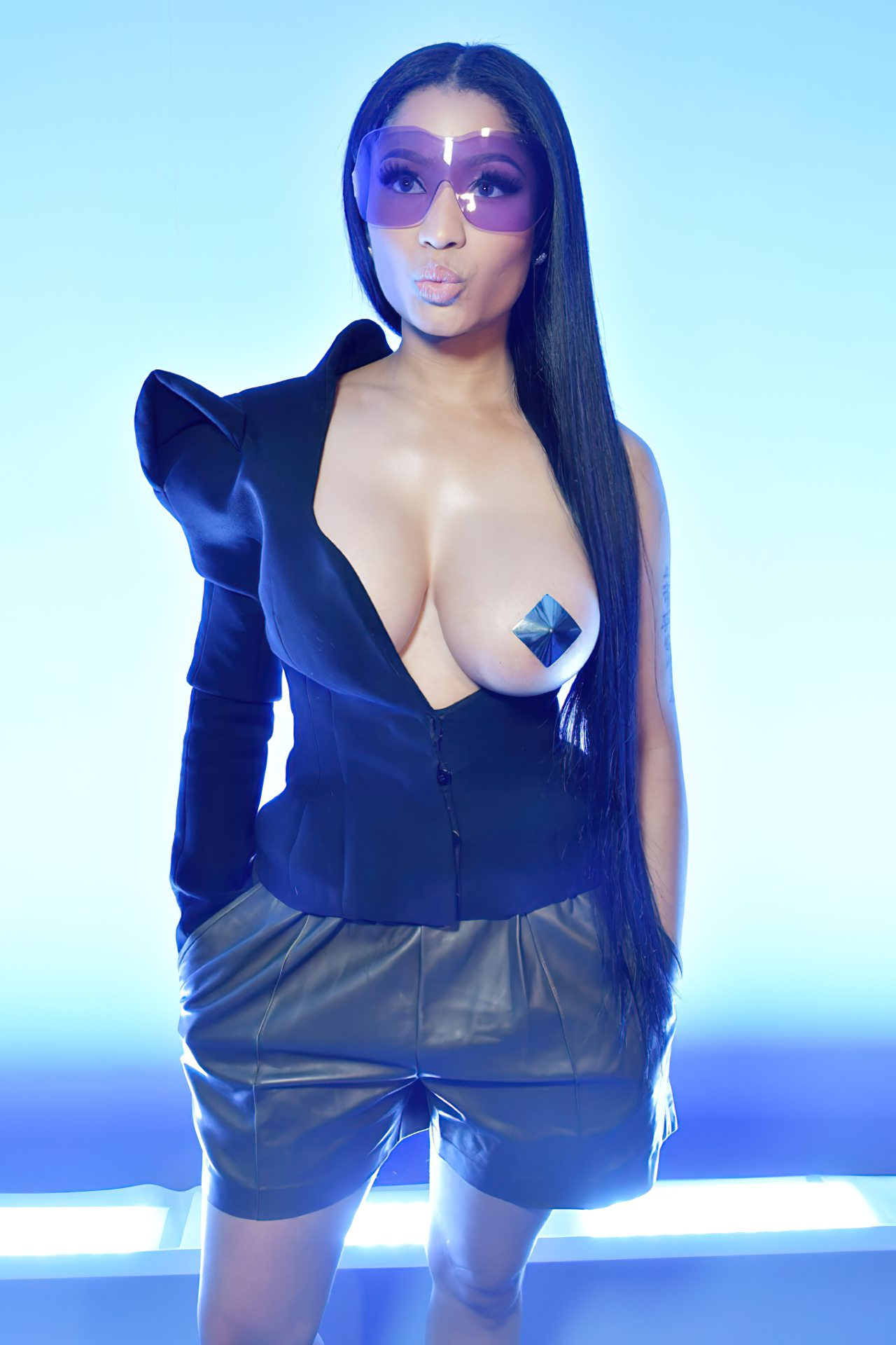 Nicki Minaj Peito (7)
