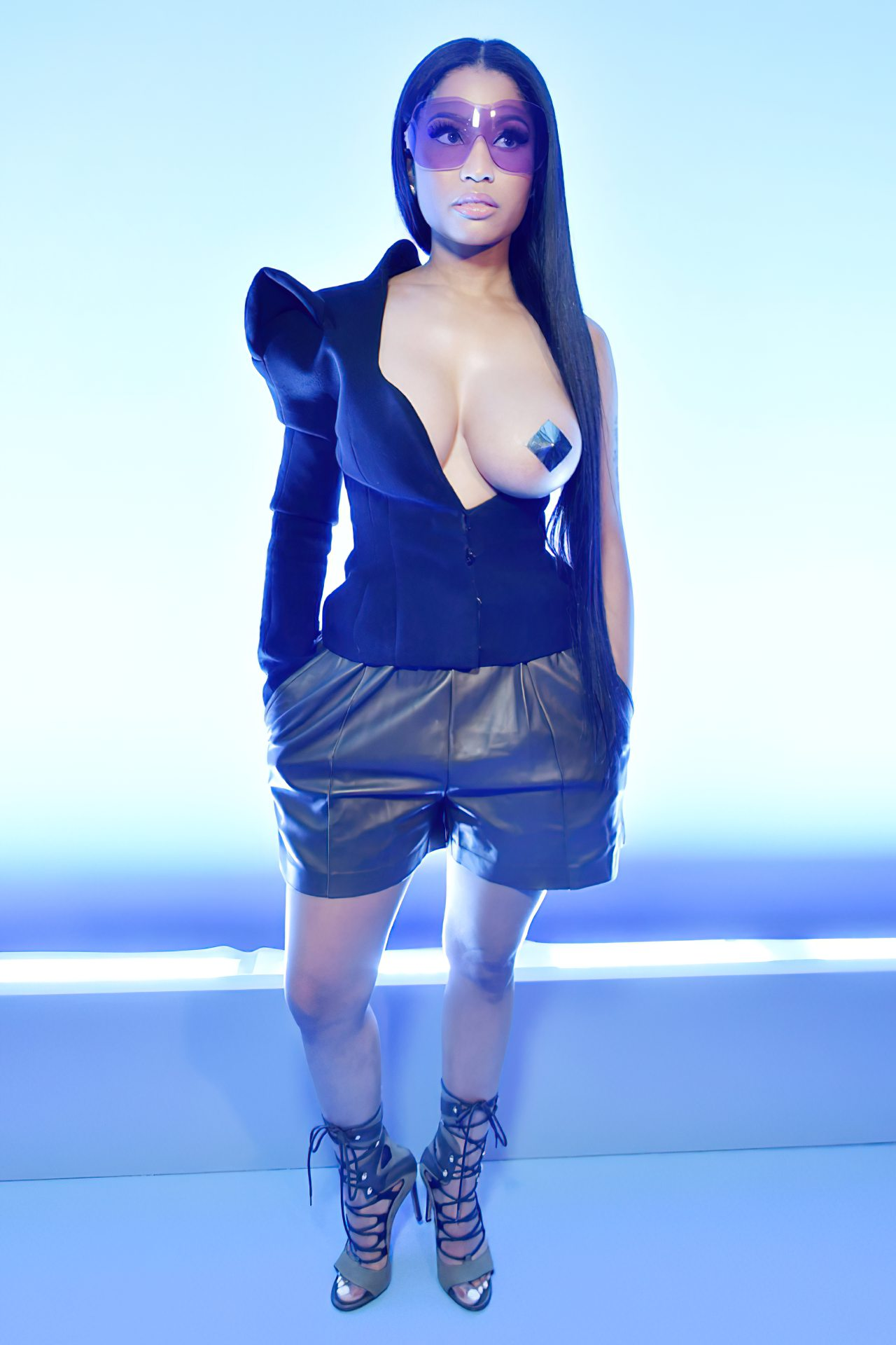 Nicki Minaj Peito (10)