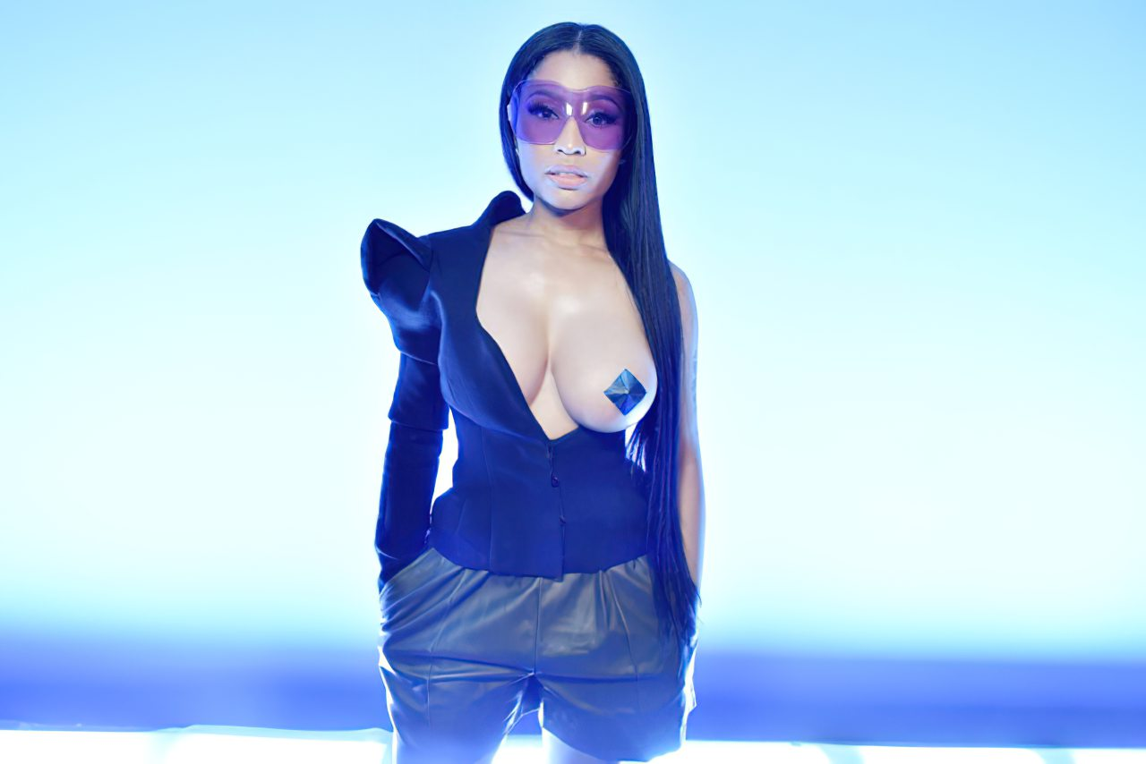 Nicki Minaj Peito (13)