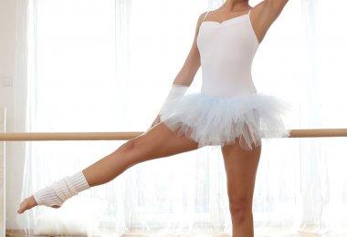 Sexo com a Bailarina (1)