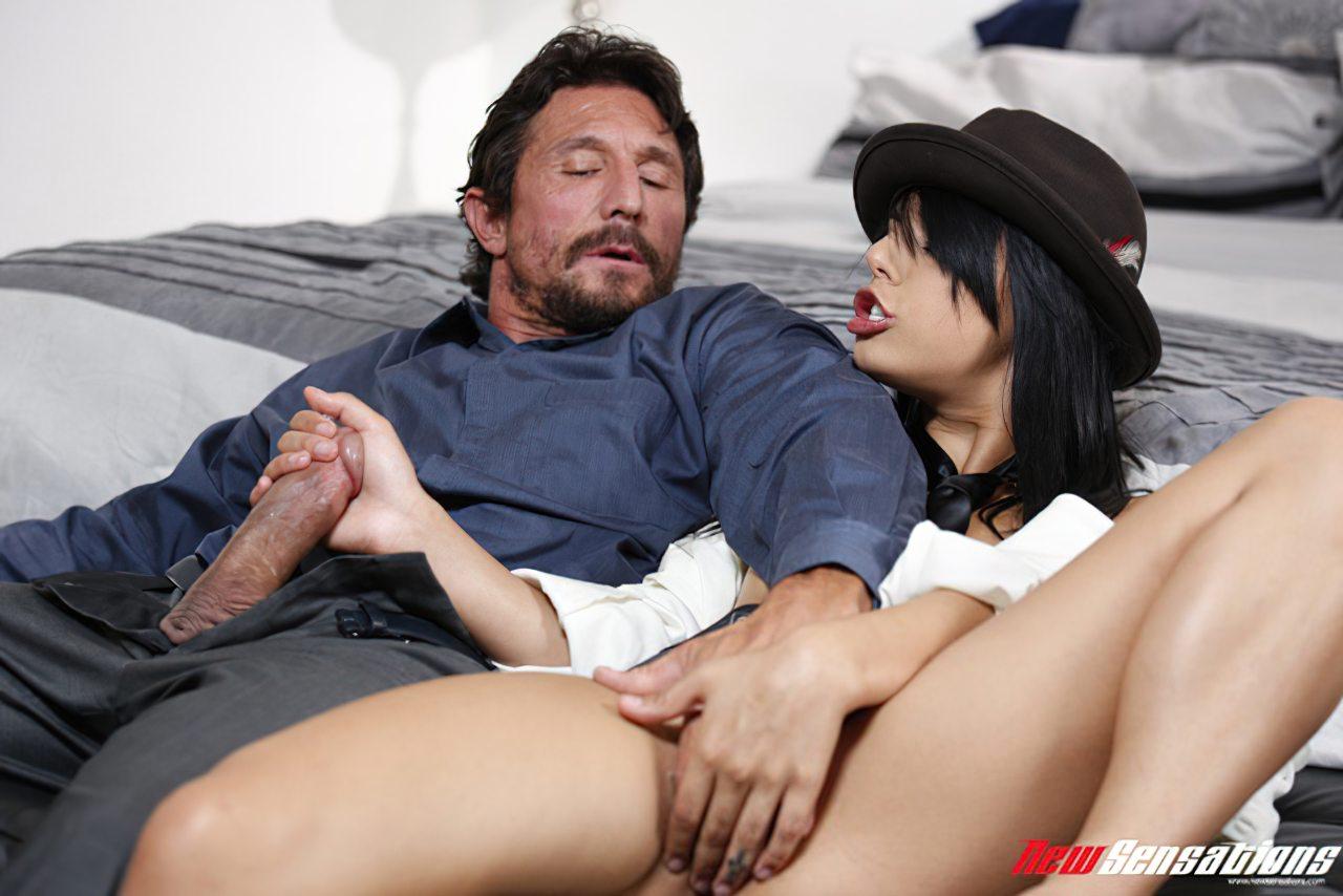 Sexo com Mocinha Atraente (8)