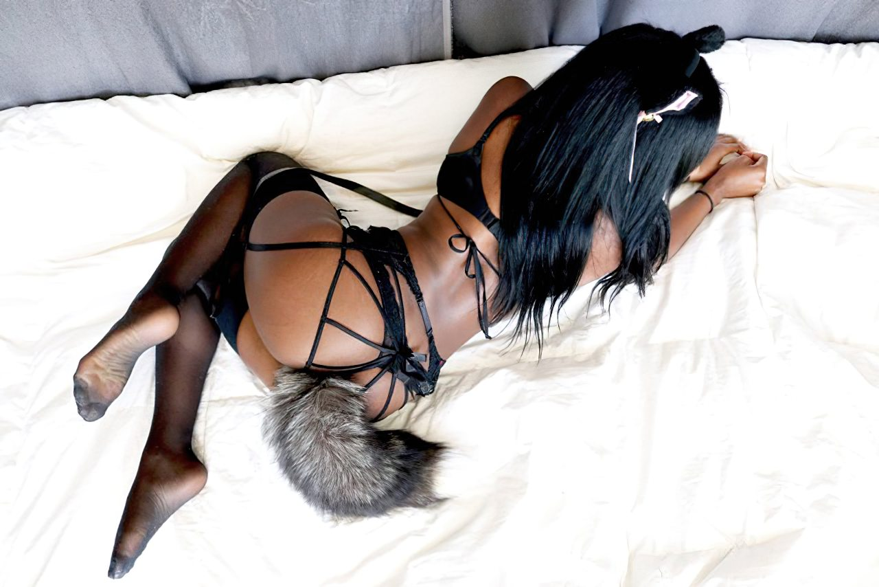 Gatinha Assanhada Negra (22)
