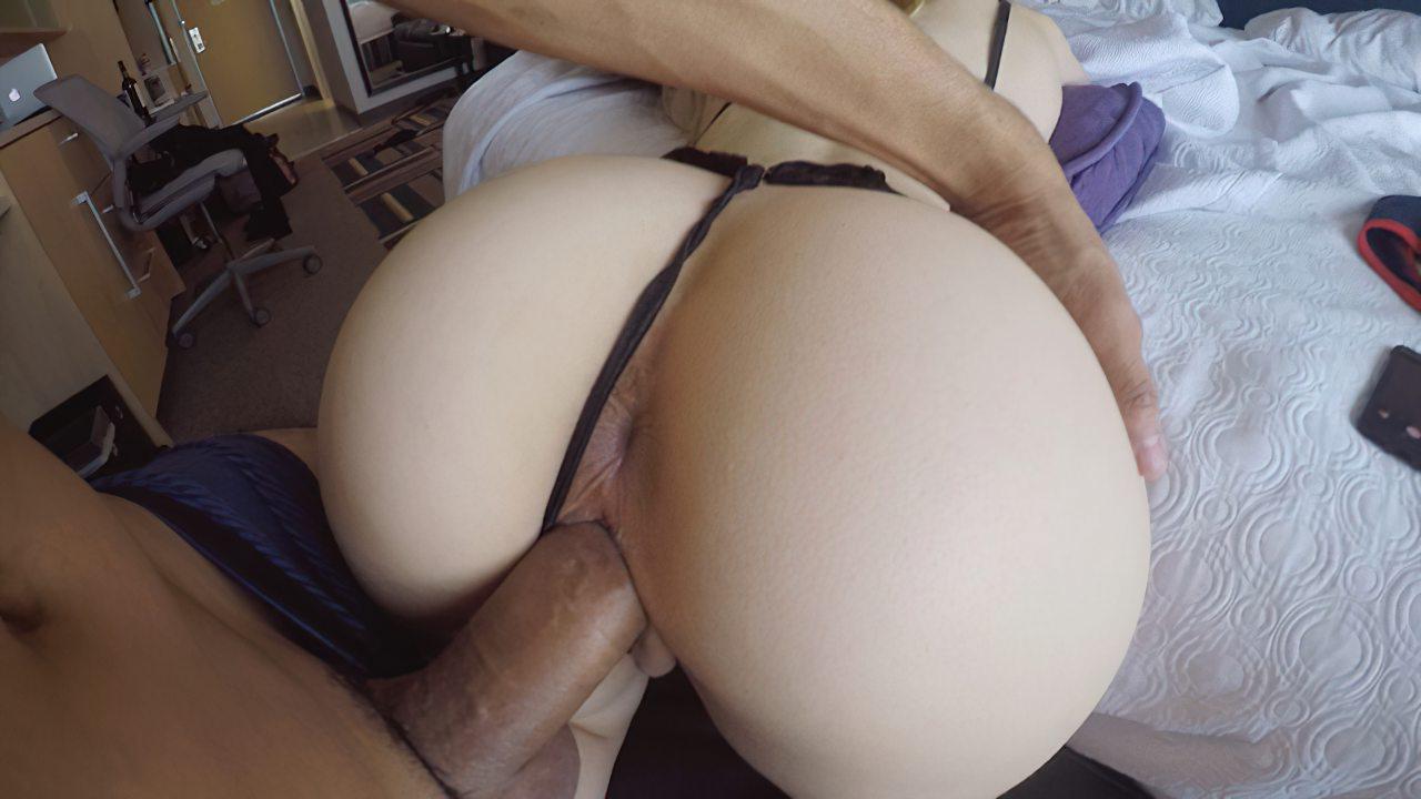 Sexo Anal Namorada Safada (13)