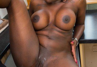 Sexo Interracial Negra Gostosa (9)