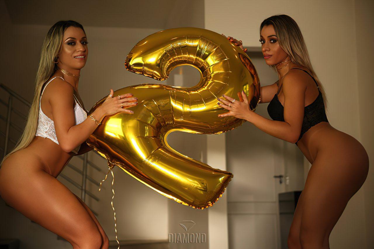 Graziella e Rafaella Fornazieri (2)