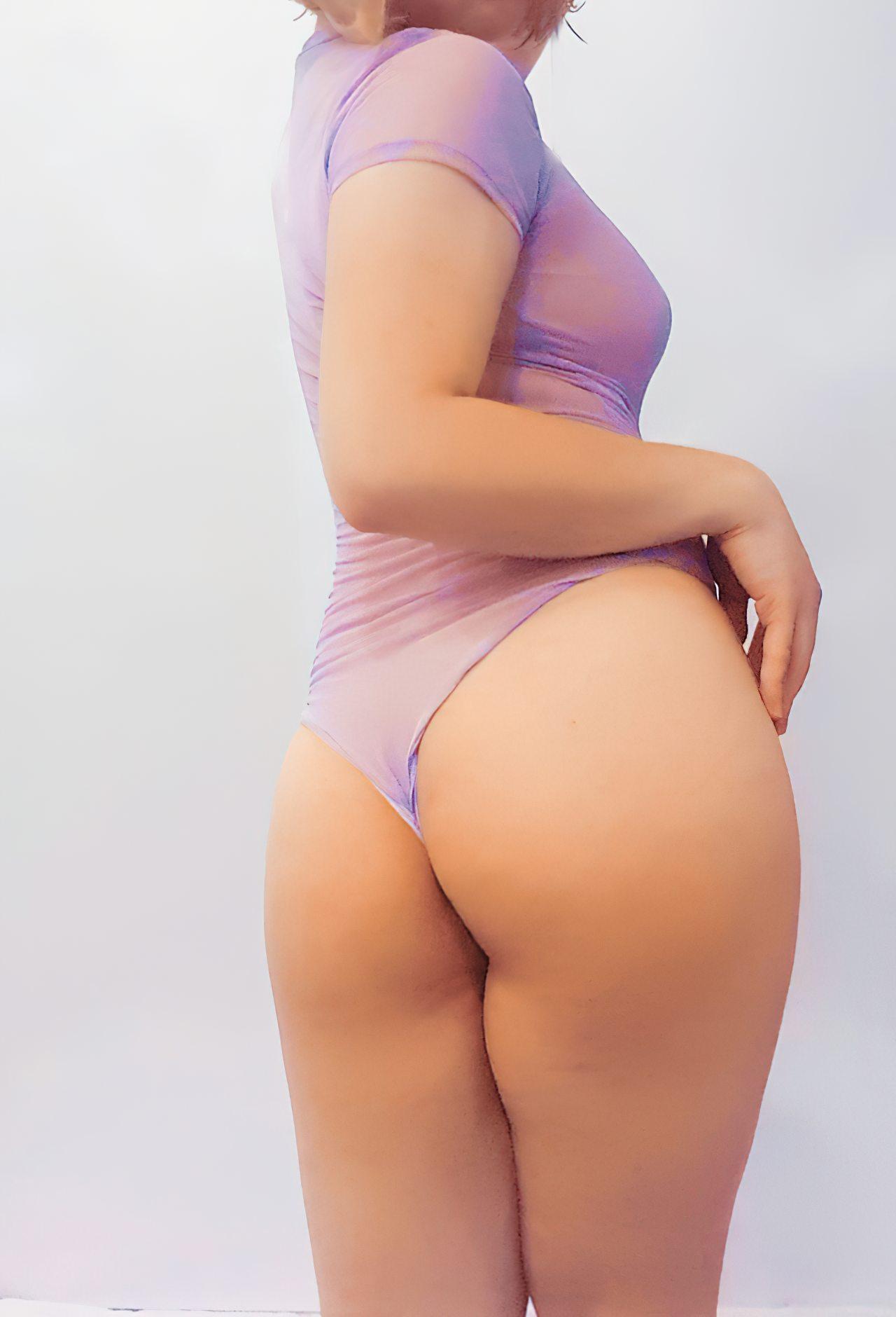 Mulher Exibindo Corpinho Amador (1)