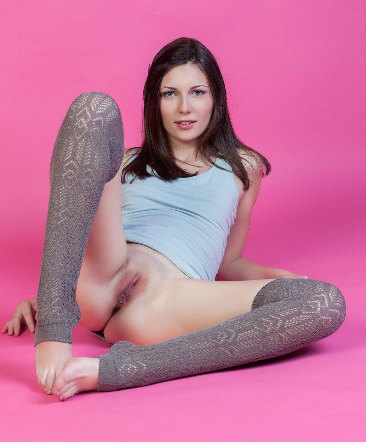 Ninfetas Nuas (36)