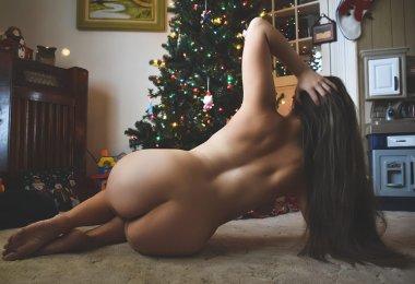 Nua Frente Arvore de Natal