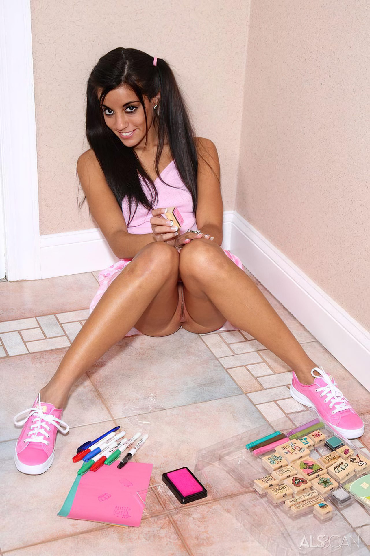 Novinha Brincando (1)