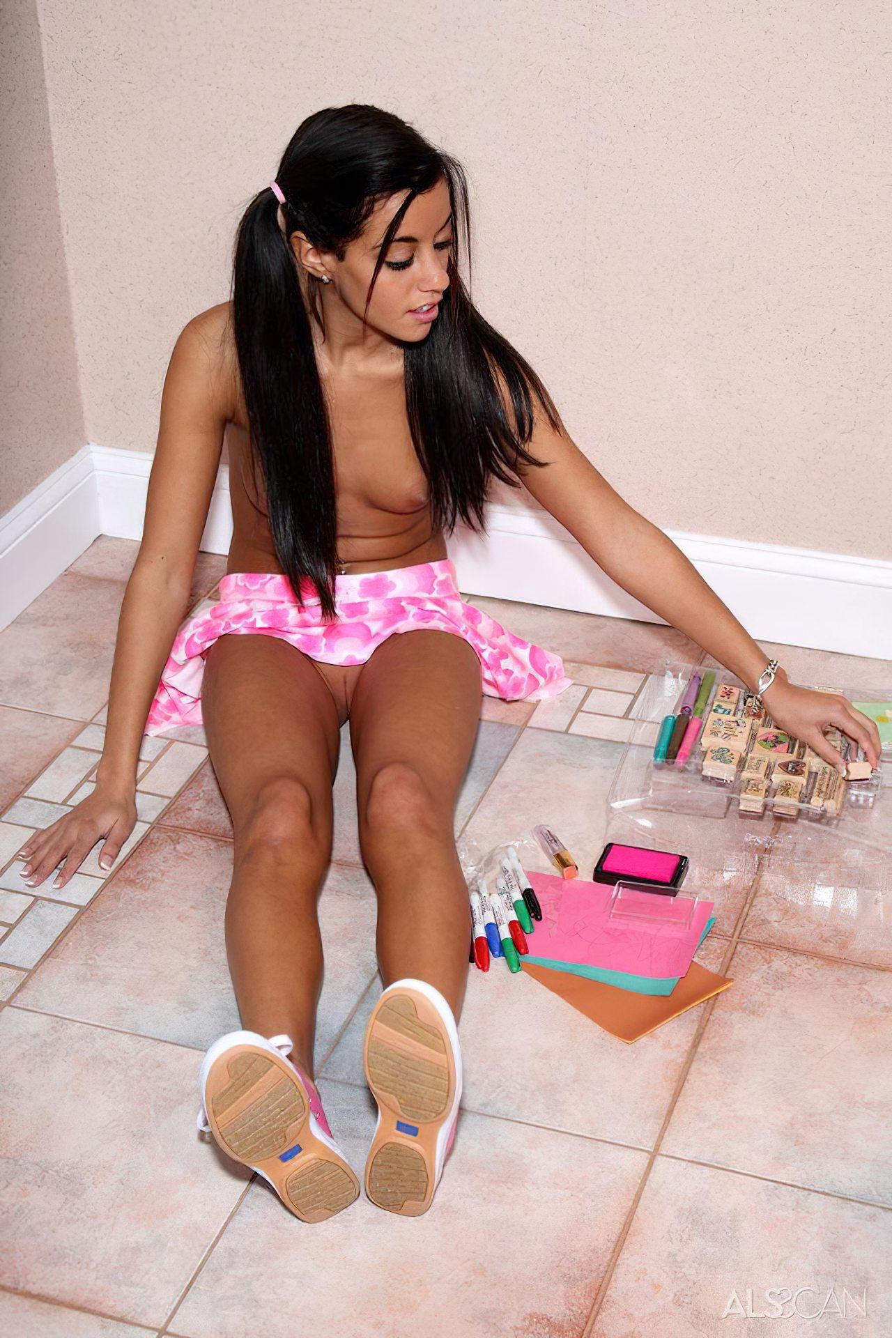 Novinha Brincando (9)