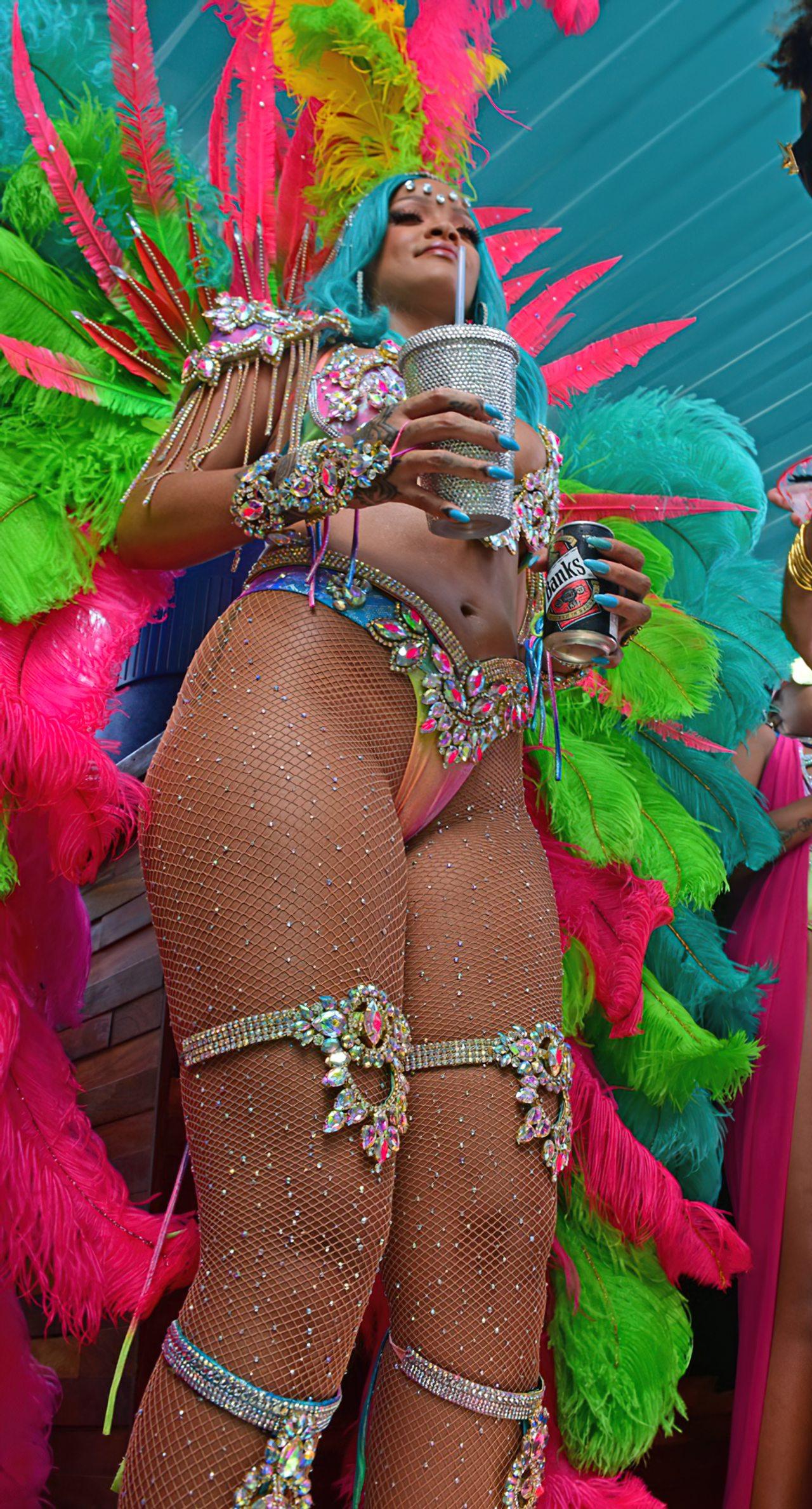 Rihanna Sexy Carnaval (9)