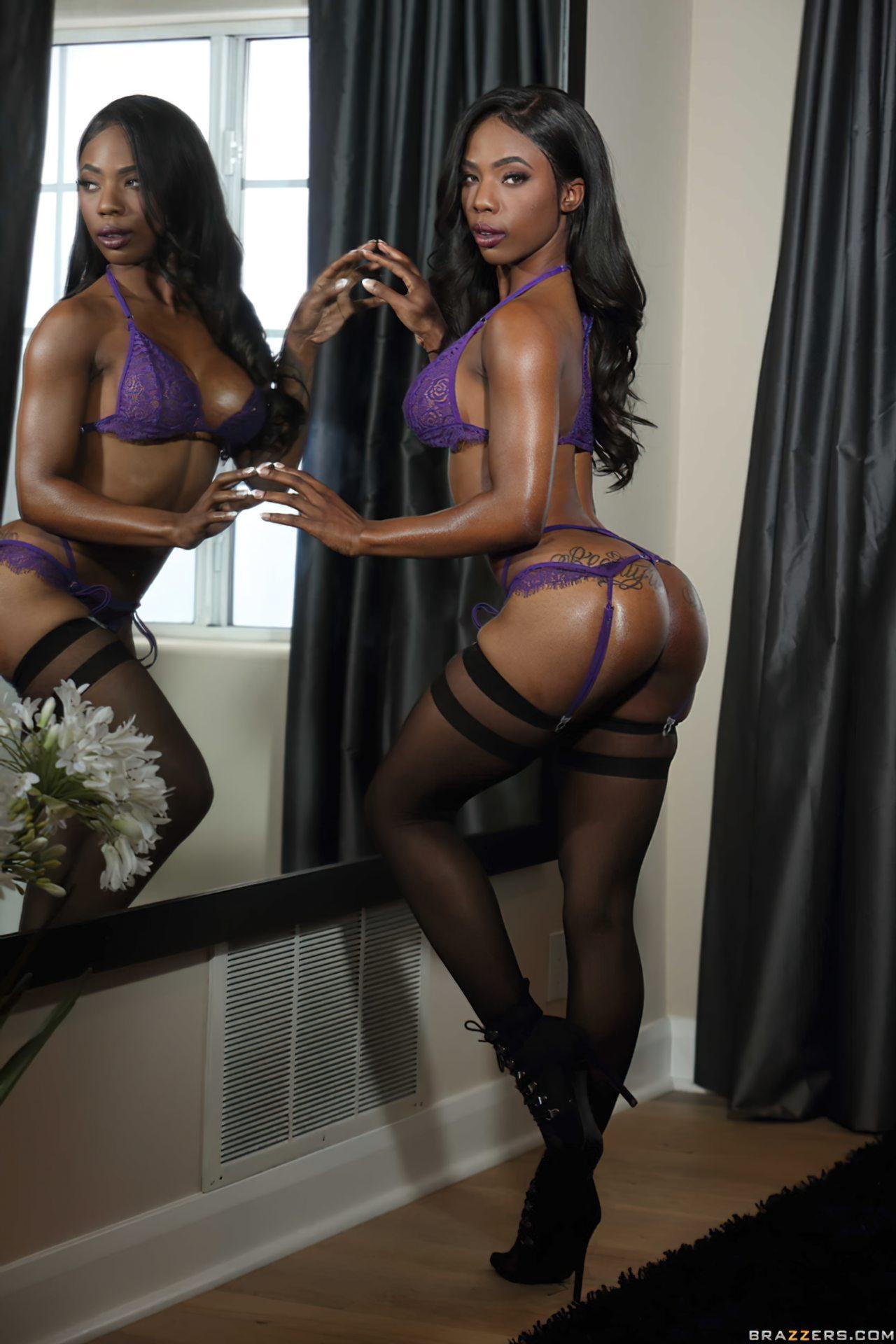 Sarah Banks Negra de Sonho (1)