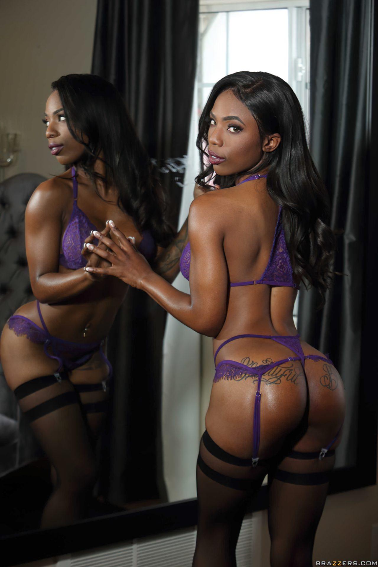 Sarah Banks Negra de Sonho (2)