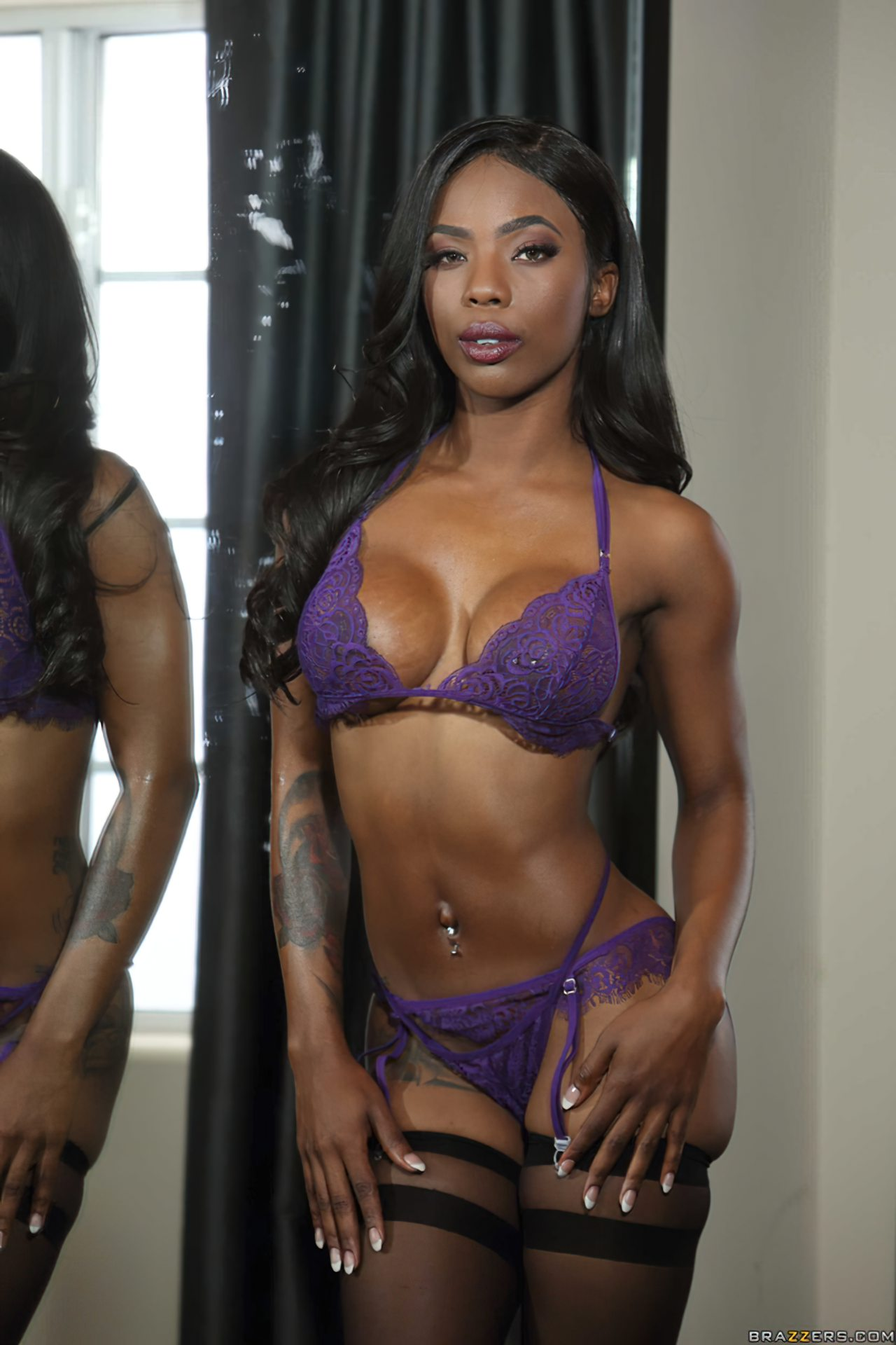 Sarah Banks Negra de Sonho (4)