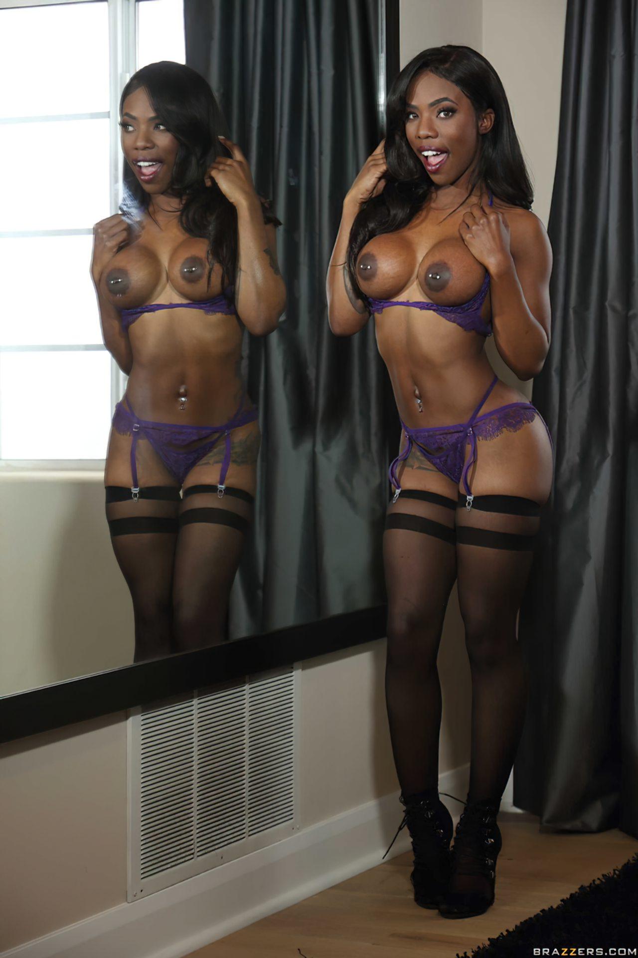 Sarah Banks Negra de Sonho (5)