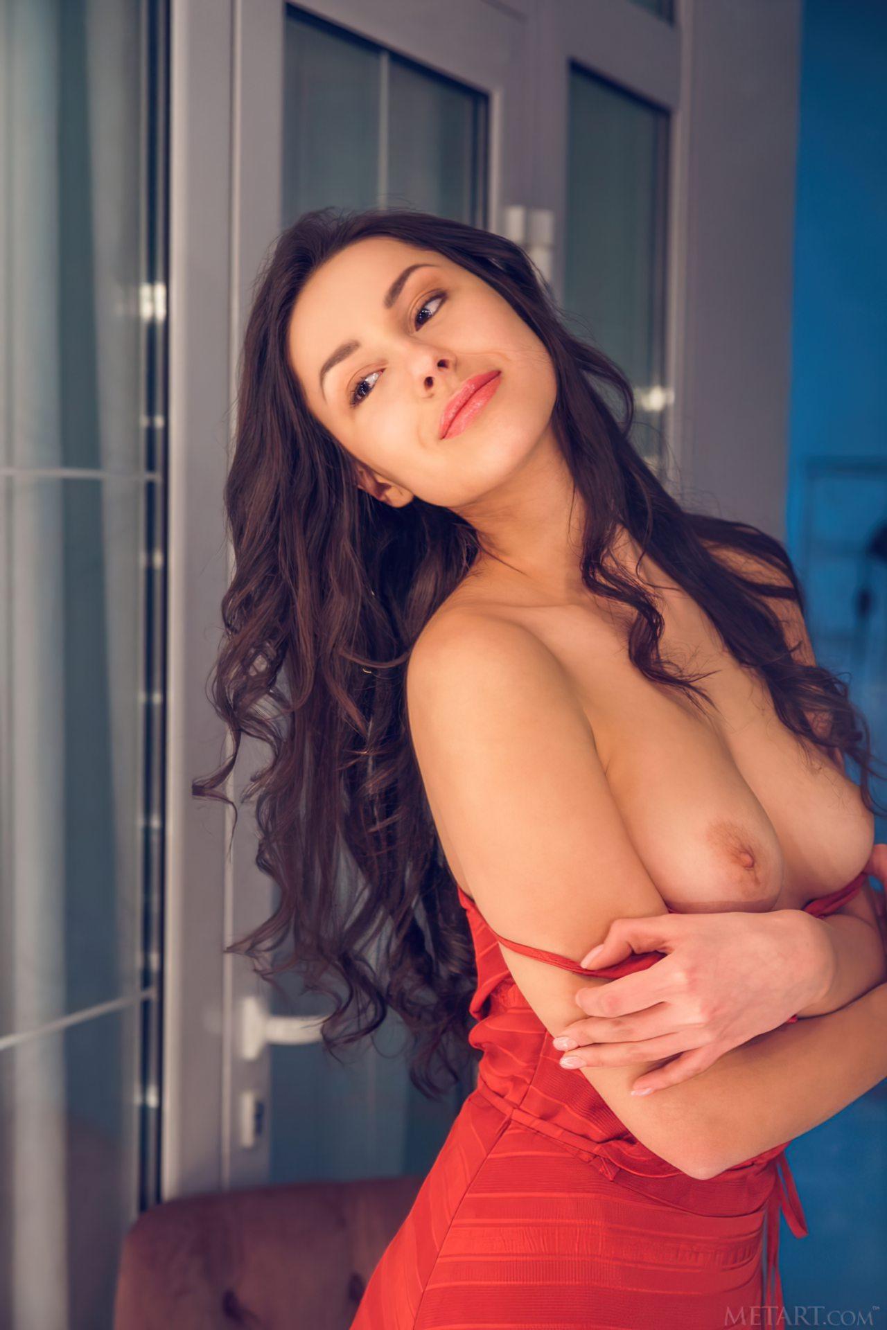 Striptease Frente do Espelho (3)