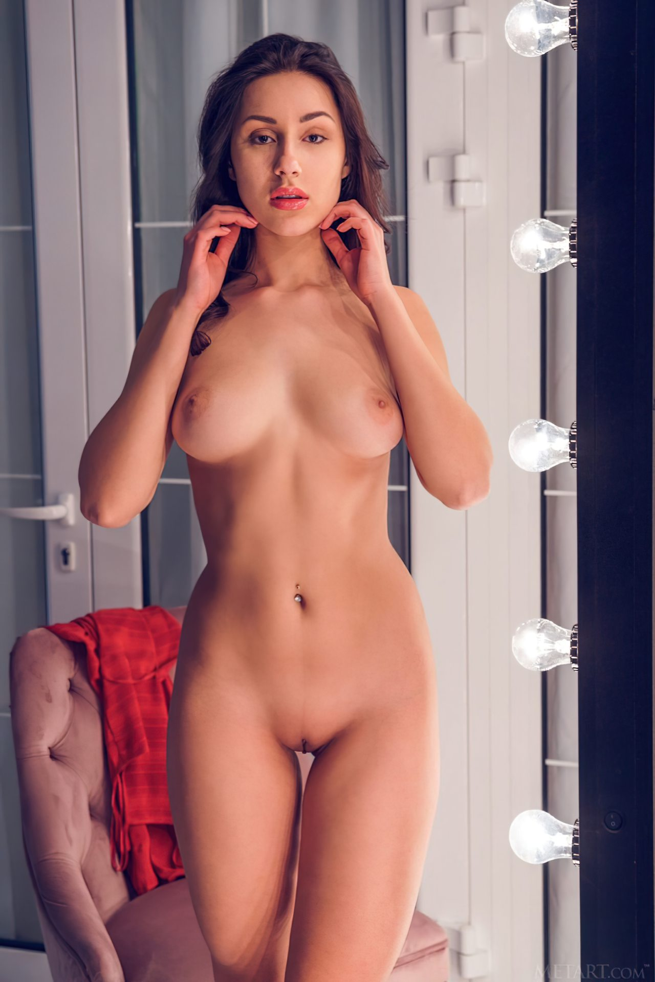 Striptease Frente do Espelho (15)