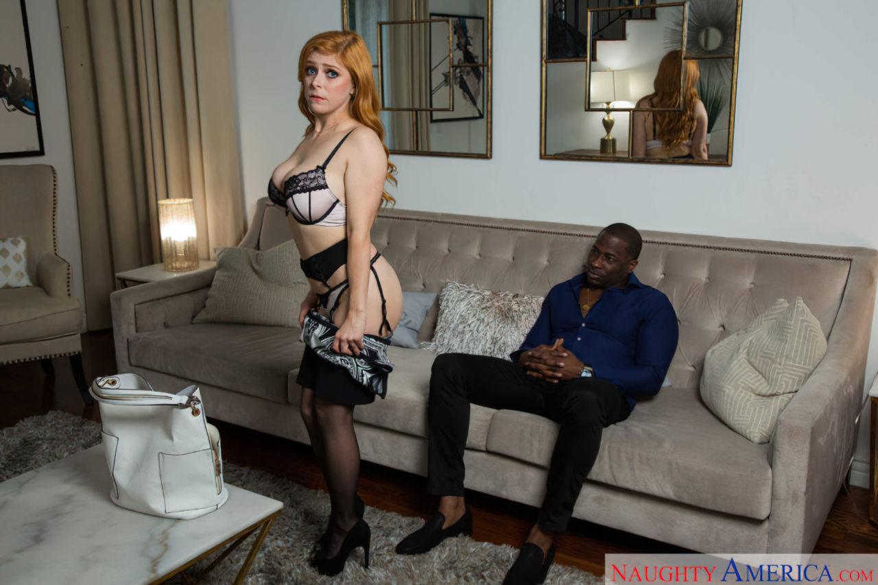 Sexo Mulher Ginger (1)