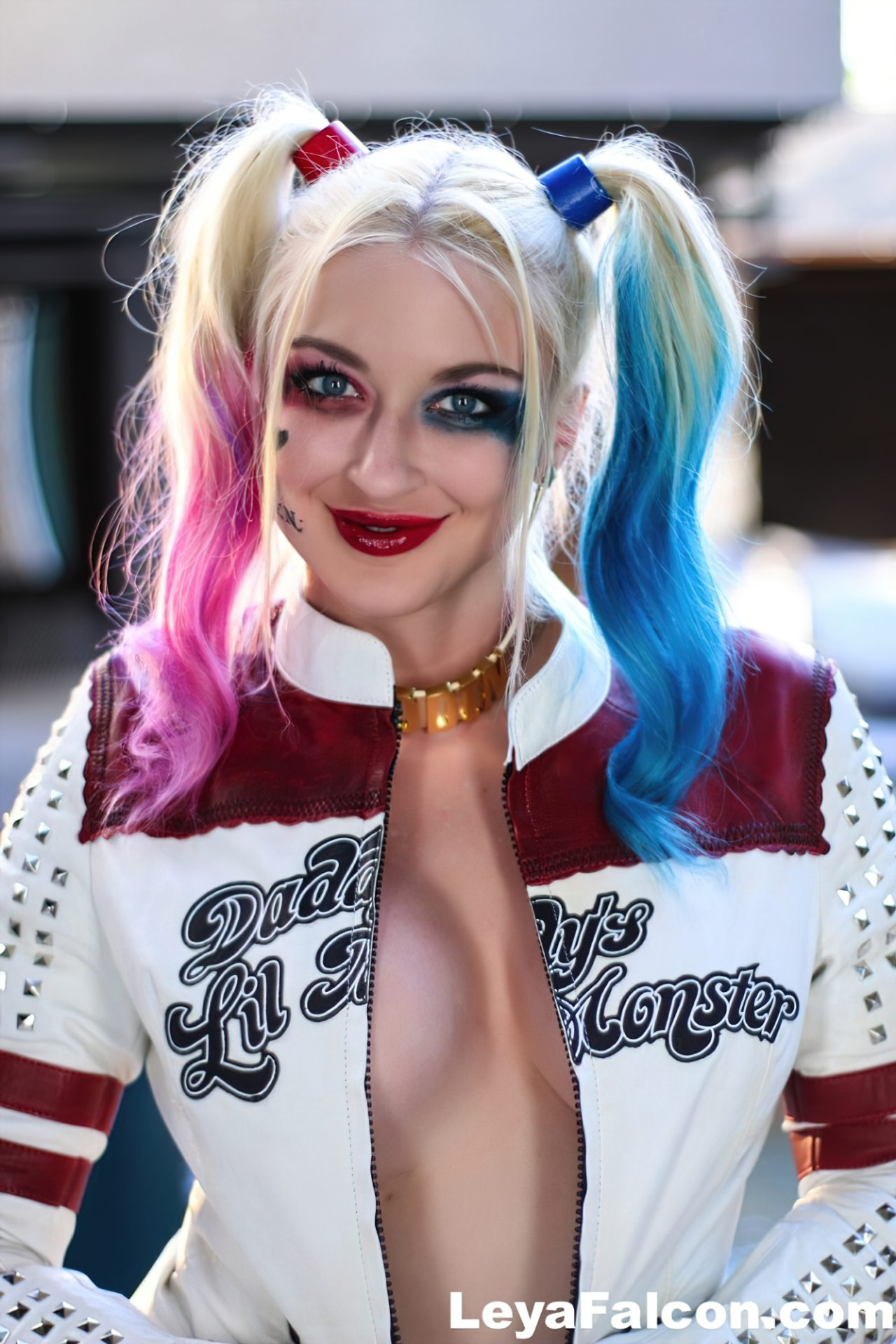 Suicide Squad Girl Cosplay (4)