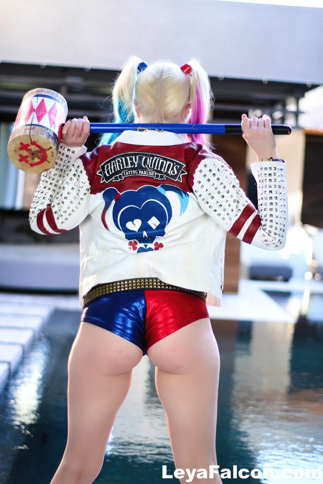 Suicide Squad Girl Cosplay (9)